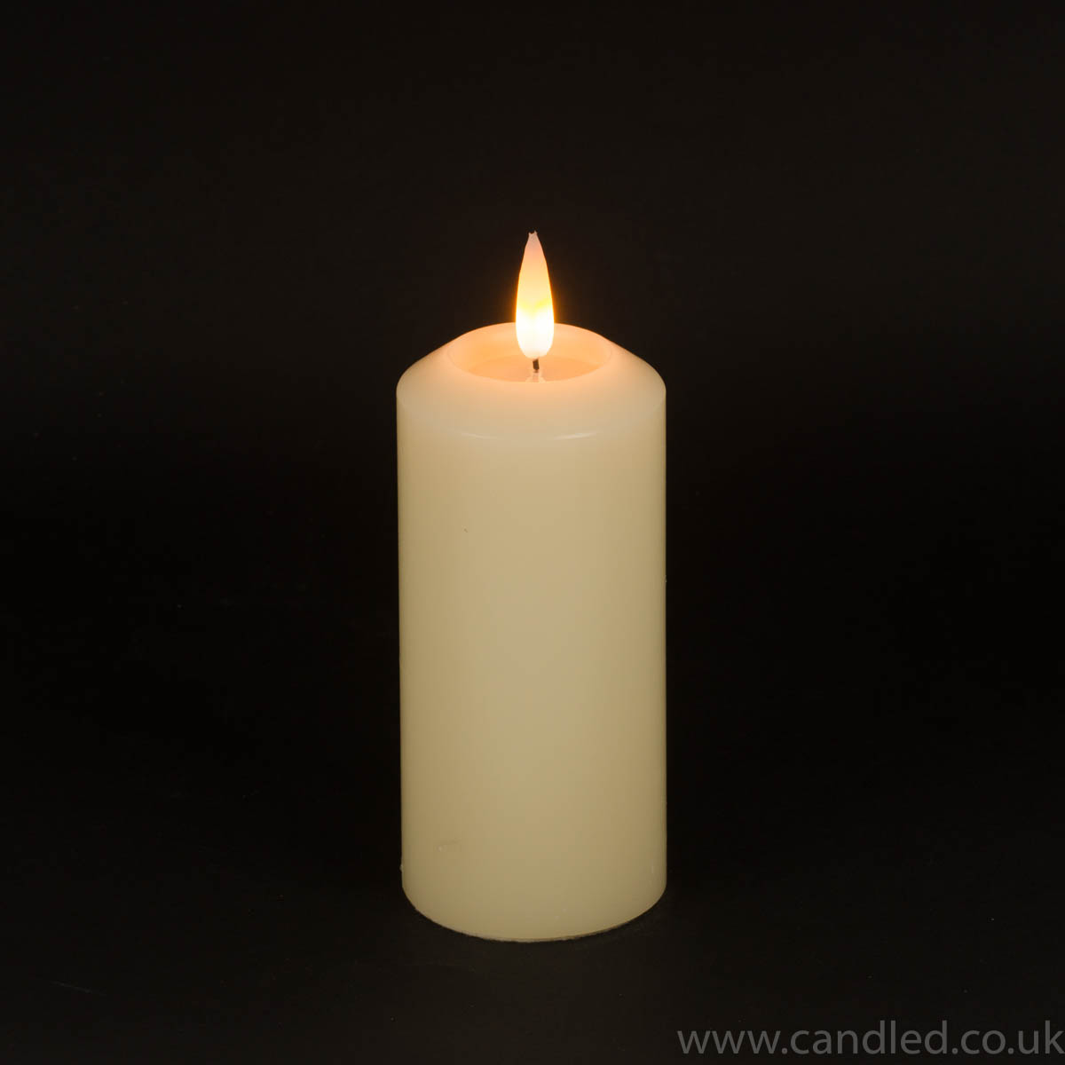 Candled-Pillar-LED-Candle-6-inch