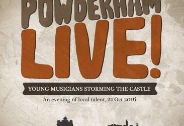 Powderham Live!
