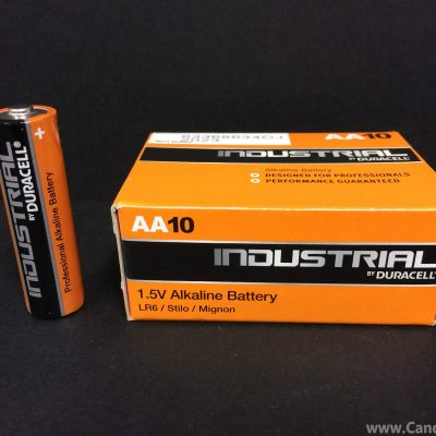 pack of 10 AA batteries