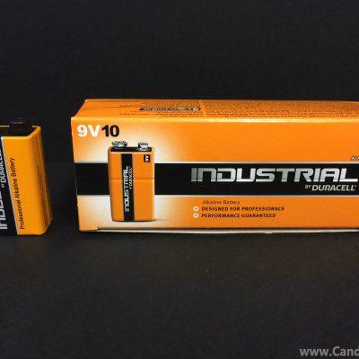 box of 9V batteries