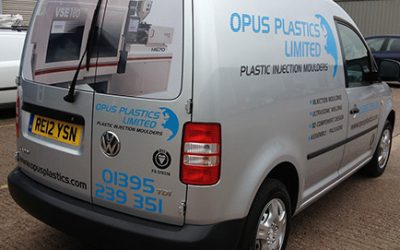 Candled LTD Working With Local Business Opus Plastics