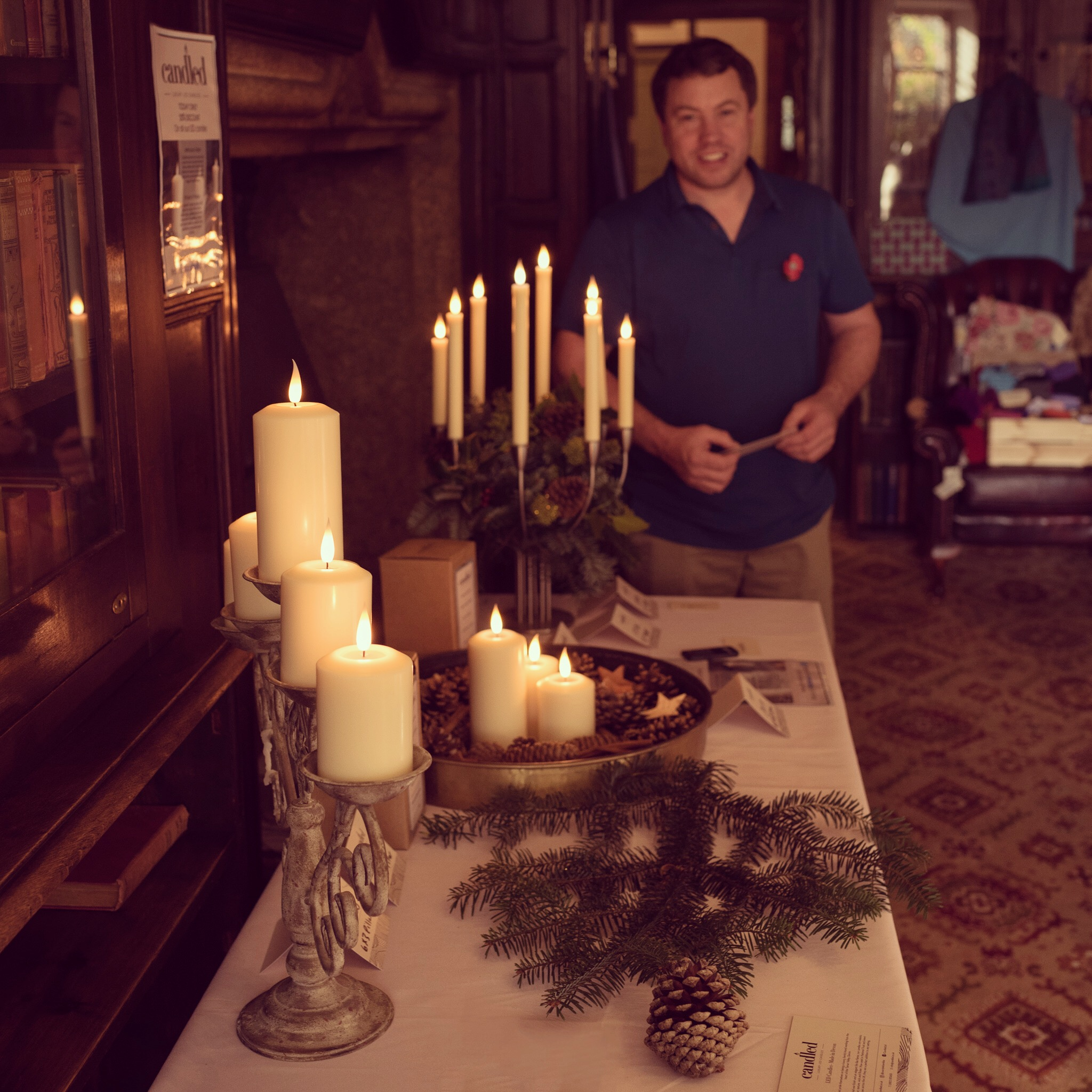 Lewtrenchard Christmas Fair