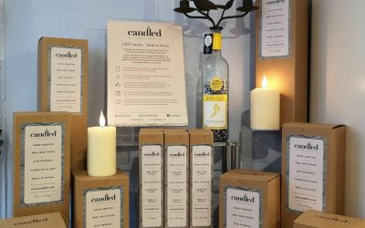 Brocante of Tavistock – New local stockists of our fantastic LED candles