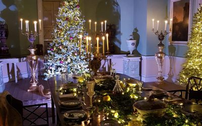 Christmas at The Enchanted Saltram House