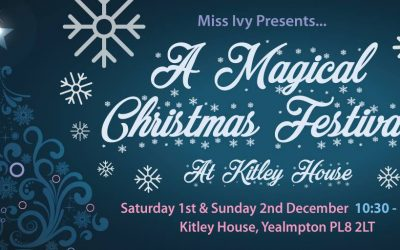 'The Magical Festival' at the stunning Kitley House.